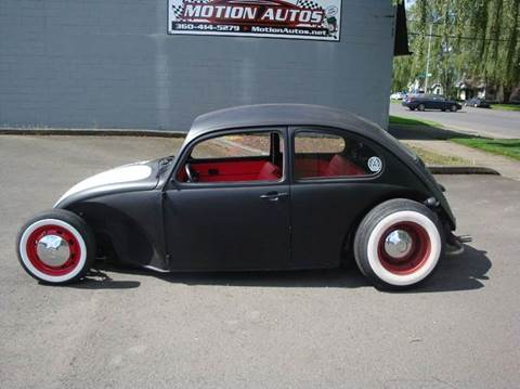 1970 Volkswagen Beetle for sale at Motion Autos in Longview WA