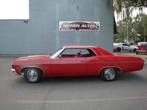 1970 Chevrolet Impala for sale at Motion Autos in Longview WA