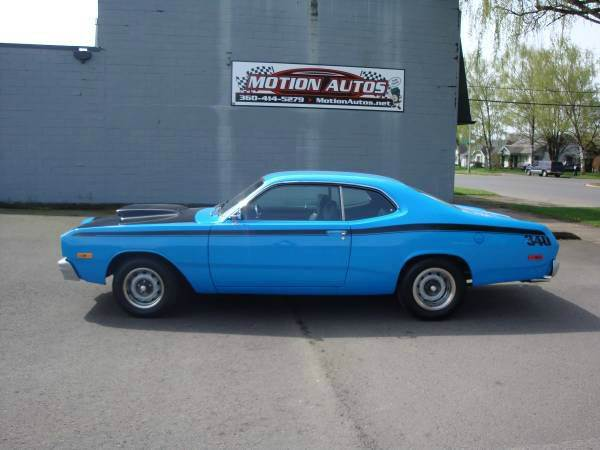 1973 Dodge Dart for sale at Motion Autos in Longview WA