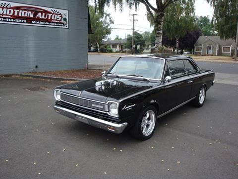 1966 AMC Rambler for sale at Motion Autos in Longview WA