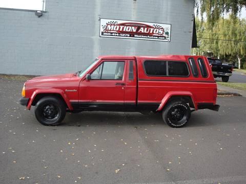 1988 Jeep Comanche for sale in Longview, WA