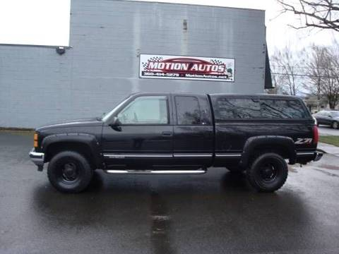1996 GMC C/K 1500 Series for sale in Longview, WA