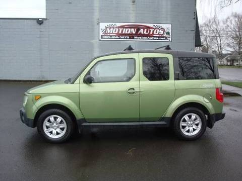 2006 Honda Element for sale in Longview, WA