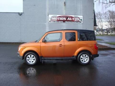 2006 Honda Element for sale in Longview, WA