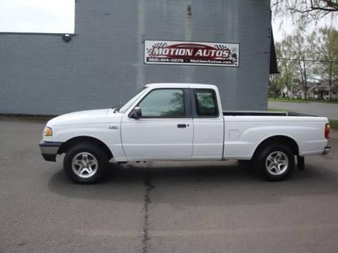 2001 Mazda B-Series Truck for sale in Longview, WA