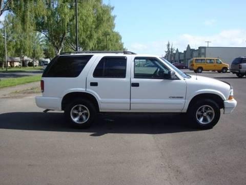 2004 Chevrolet S-10 Blazer