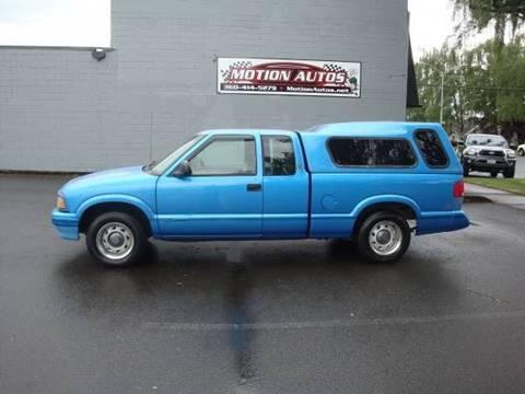 1995 GMC Sonoma for sale in Longview, WA