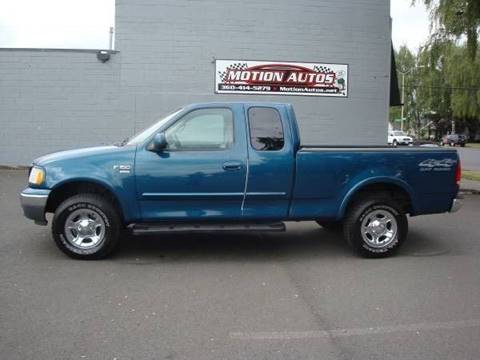 1999 Ford F-150 for sale in Longview, WA