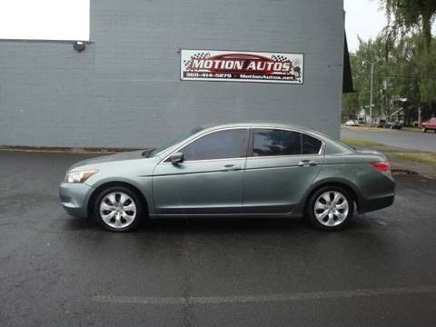 2008 Honda Accord for sale in Longview, WA