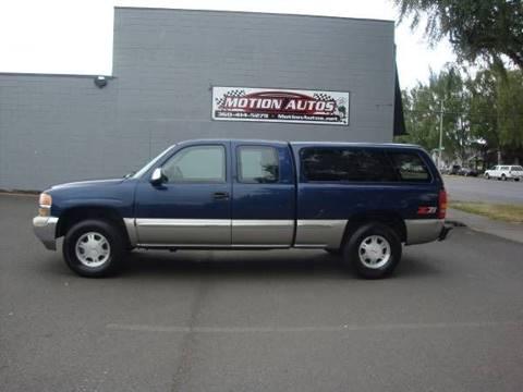 1999 GMC Sierra 1500 for sale in Longview, WA