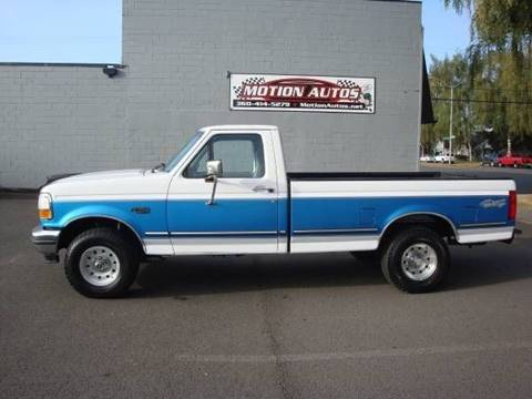 1994 Ford F-150 for sale in Longview, WA
