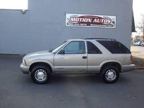 2000 GMC Jimmy for sale in Longview, WA