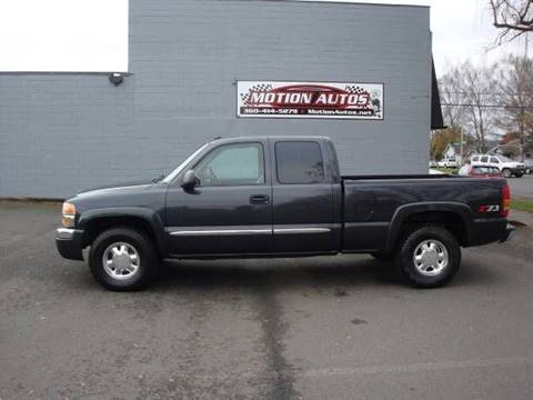 2003 GMC Sierra 1500 for sale in Longview, WA