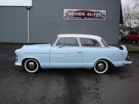 1959 Rambler American Super Coupe 2-door