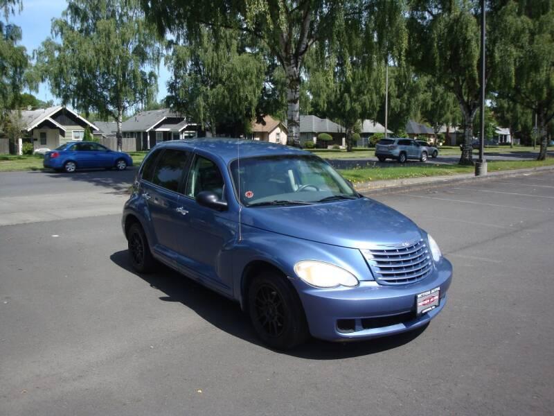 2006 Chrysler PT Cruiser 4-CYL AUTO NEW BLACK WHEELS 97K MILE NICE CAR - Longview WA
