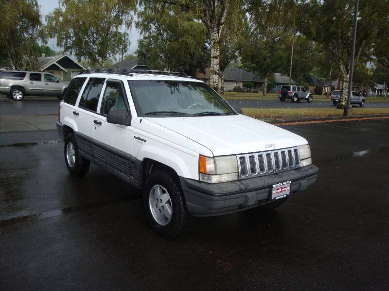 1995 Jeep Grand Cherokee 4X4 4.0 6-CYL AUTO NEW TIRES EXTRA CLEAN ! - Longview WA