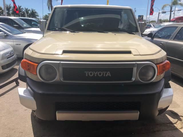 Used Toyota FJ Cruiser For Sale CarGurus - 2006 fj cruiser