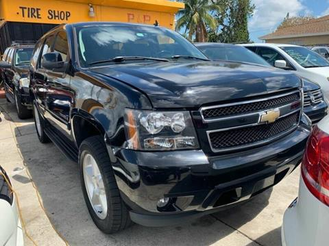 2007 Chevy Tahoe For Sale >> 2007 Chevrolet Tahoe For Sale In Miami Fl