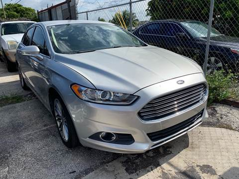 2013 Ford Fusion For Sale >> Used 2013 Ford Fusion For Sale Carsforsale Com