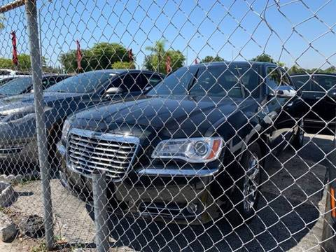 2011 Chrysler 300 for sale at America Auto Wholesale Inc in Miami FL