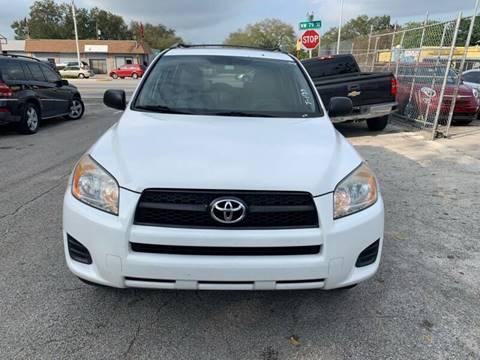 2011 Toyota RAV4 for sale at America Auto Wholesale Inc in Miami FL