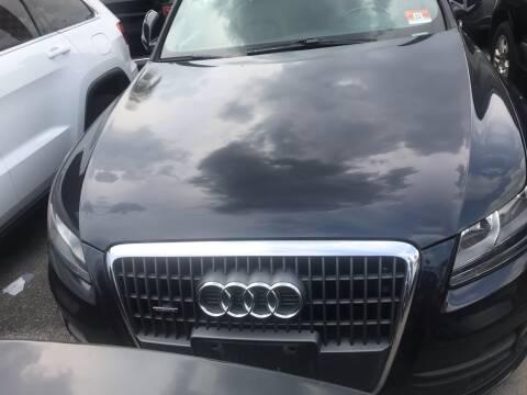 2012 Audi Q5 for sale at America Auto Wholesale Inc in Miami FL