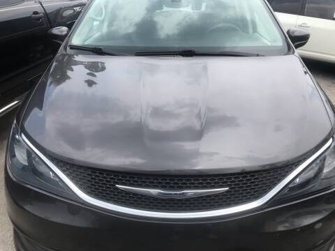 2017 Chrysler Pacifica for sale at America Auto Wholesale Inc in Miami FL