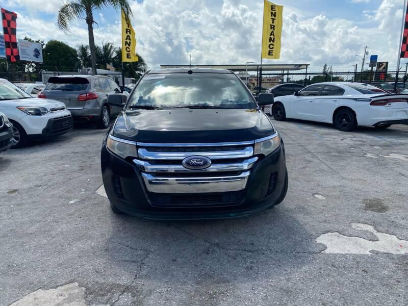 2011 Ford Edge for sale at America Auto Wholesale Inc in Miami FL