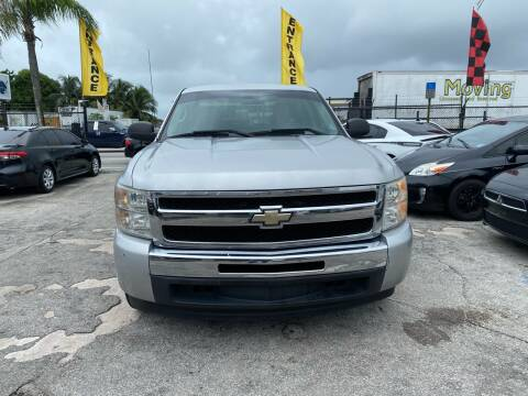 2011 Chevrolet Silverado 1500 for sale at America Auto Wholesale Inc in Miami FL