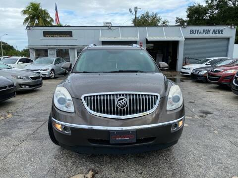 2012 Buick Enclave for sale at America Auto Wholesale Inc in Miami FL