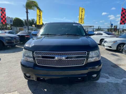 2010 Chevrolet Suburban for sale at America Auto Wholesale Inc in Miami FL