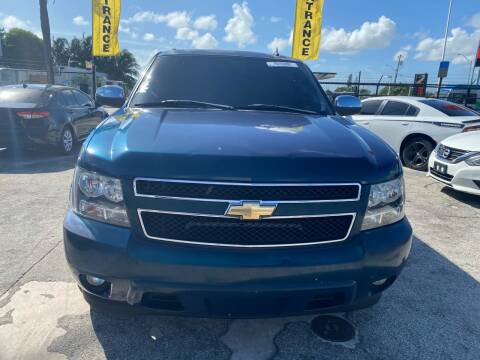 2007 Chevrolet Tahoe for sale at America Auto Wholesale Inc in Miami FL