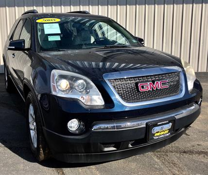 2008 GMC Acadia for sale in Harrisonburg, VA