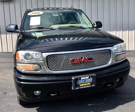 2006 GMC Sierra 1500 for sale in Harrisonburg, VA