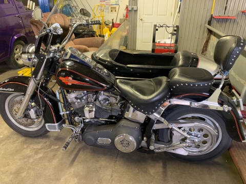 2000 HARLEY DAVIDSON SIDE CAR ONLY for sale at Armstrong's Auto Sales in Harrisonburg VA