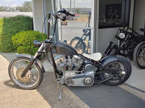 2006 HARLEY WISKEY CHOP for sale at Armstrong's Auto Sales in Harrisonburg VA