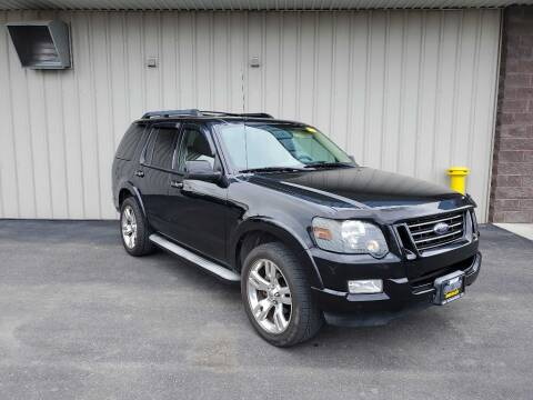 2010 Ford Explorer XLT for sale at Armstrong's Auto Sales in Harrisonburg VA