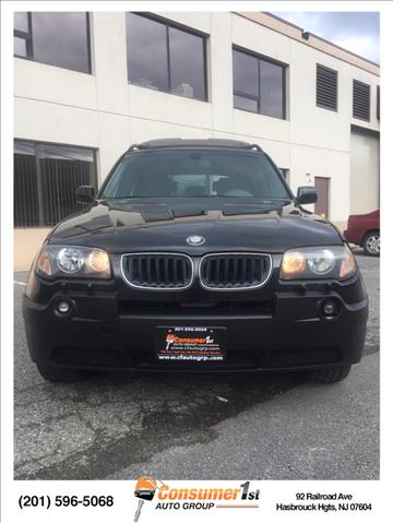 2004 BMW X3 for sale in Hasbrouck Hights, NJ