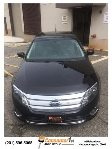 2011 Ford Fusion for sale in Hasbrouck Hights, NJ
