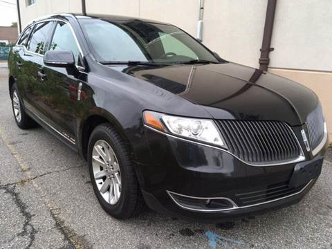 2014 Lincoln MKT Town Car for sale in Hasbrouck Hights, NJ
