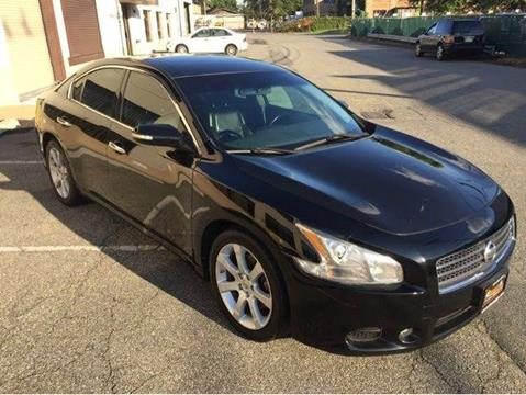 2009 Nissan Maxima for sale in Hasbrouck Hights, NJ