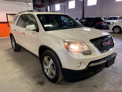 2010 GMC Acadia for sale in Hasbrouck Hights, NJ