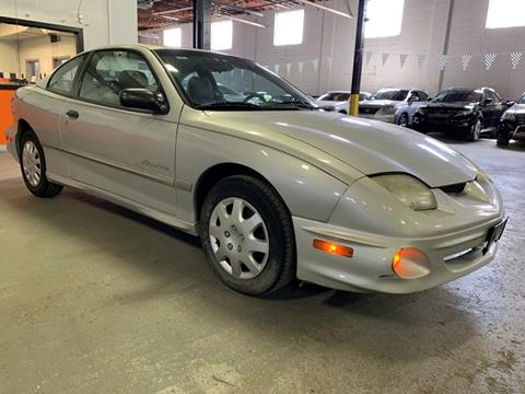 2002 Pontiac Sunfire for sale in Hasbrouck Hights, NJ