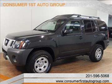 2012 Nissan Xterra for sale in Teterboro, NJ