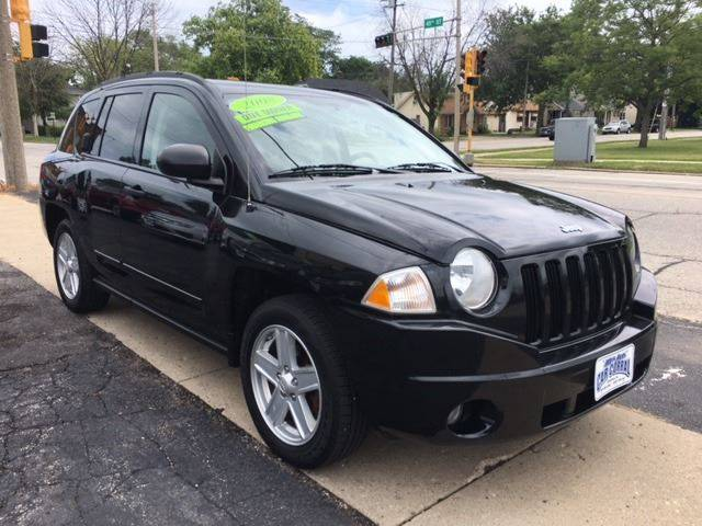 2008 Jeep Compass For Sale At 30th Avenue Car Corral In Kenosha WI