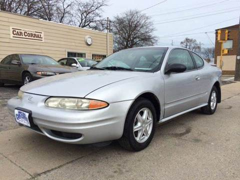 2004 Oldsmobile Alero for sale at 30th Avenue Car Corral in Kenosha WI