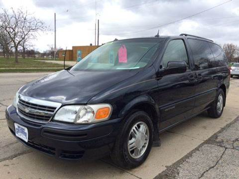 2005 Chevrolet Venture for sale at 30th Avenue Car Corral in Kenosha WI