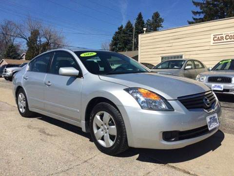 2008 Nissan Altima for sale at 30th Avenue Car Corral in Kenosha WI