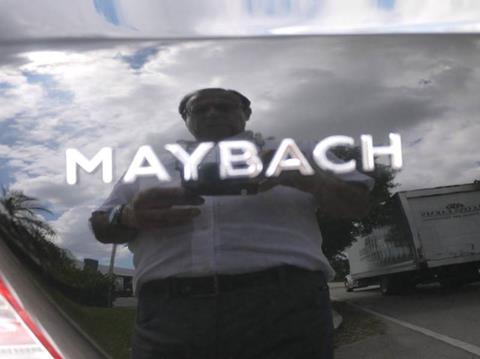 2006 Maybach 57