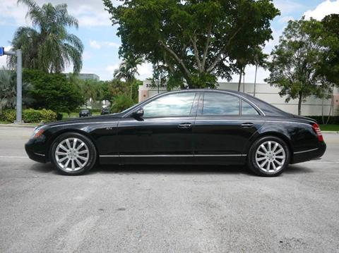 2006 Maybach 57 for sale in Doral, FL